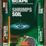 jbl proscape shrimps soil brown 3L