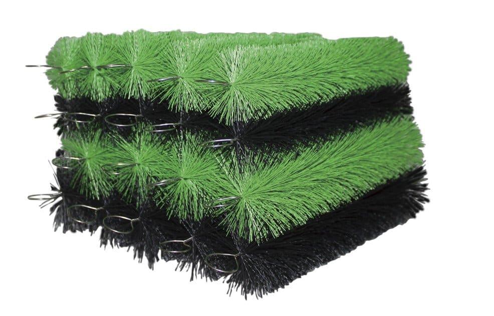 Četka za filtraciju Ø110mm, zelena