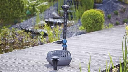 Oase Aquarius Fountain Set Eco