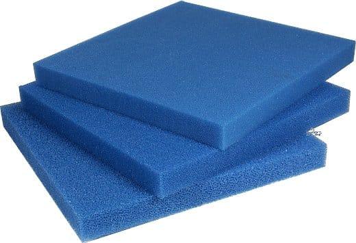 Spužva za filtraciju, plava 3cm