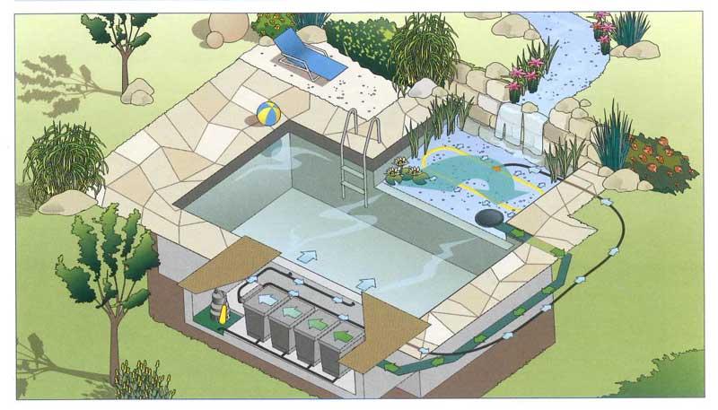 Swimpond 20 - Paket opreme za bazen
