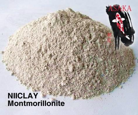 ASAKA NIICLAY Montmorillonite 500g