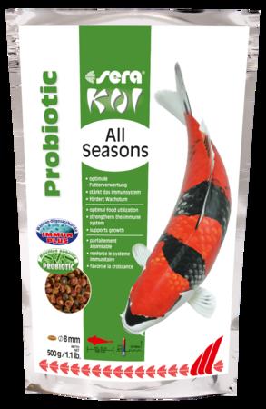 SERA KOI all Seasons Probiotic 500g