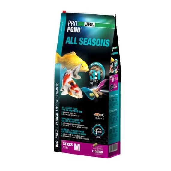 JBL Pro Pond All Seasons M 5,8kg (32l)